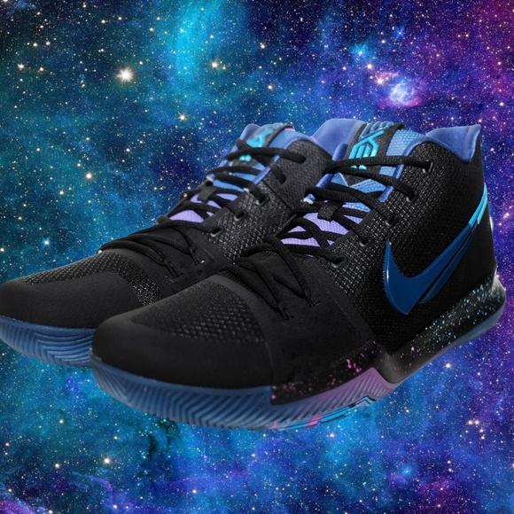 uk availability 7a6c5 98ba3 Nike Kyrie 3 Flip The Switch Black Royal Blue